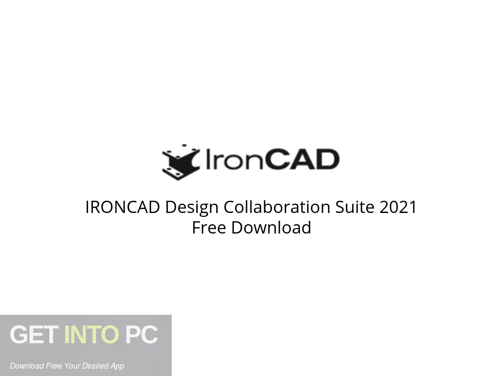 IRONCAD Design Collaboration Suite 2021 Free Download PcHippo