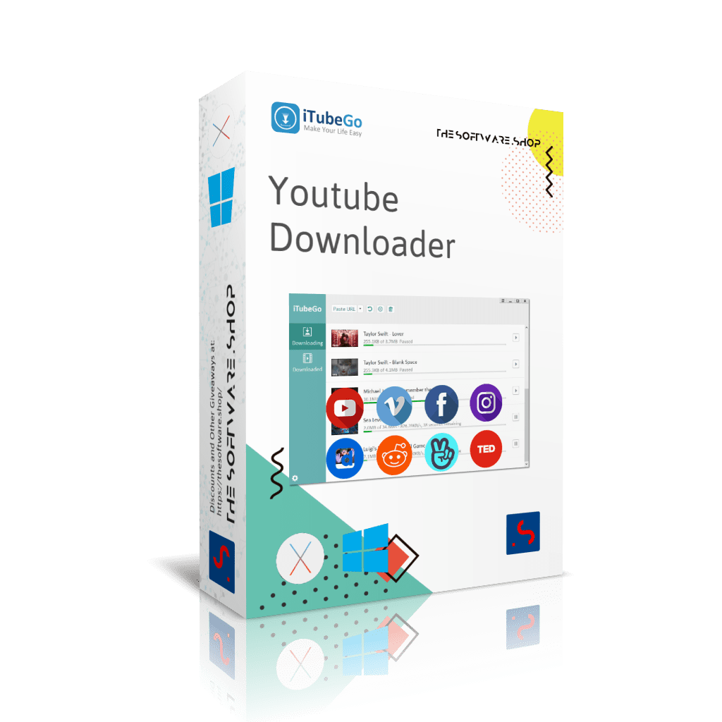 iTubeGo YouTube Downloader  Free Download PcHippo