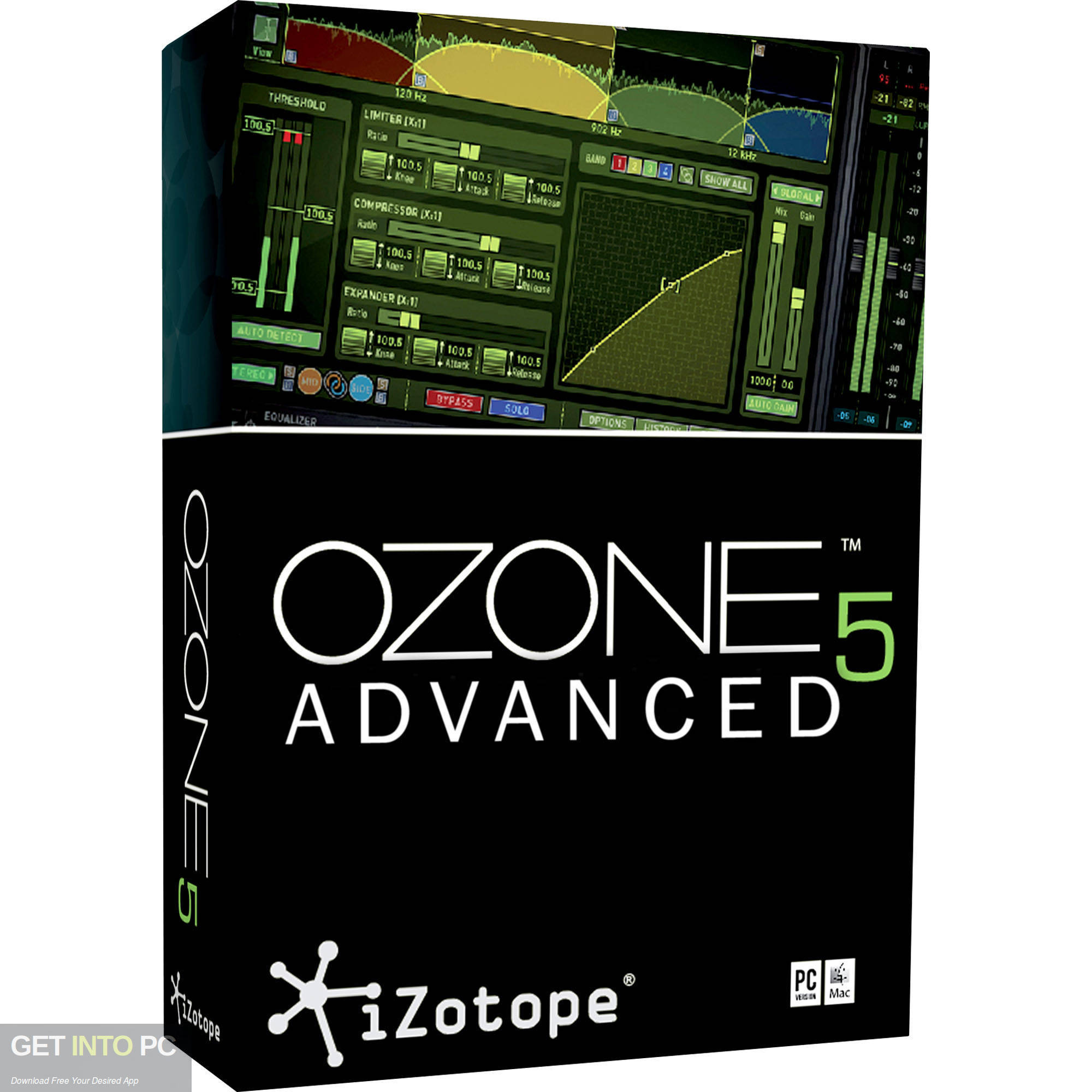 iZotope – Ozone 5 Advanced VST Free Download PcHippo