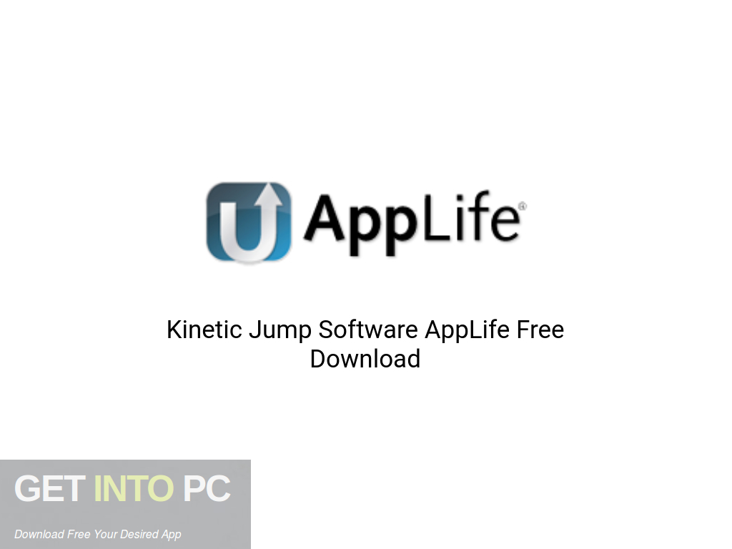 Kinetic Jump Software AppLife Free Download PcHippo