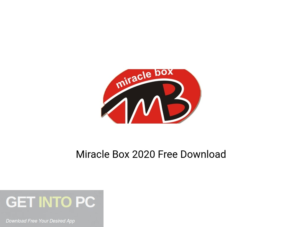 Miracle Box 2020 Free Download PcHippo