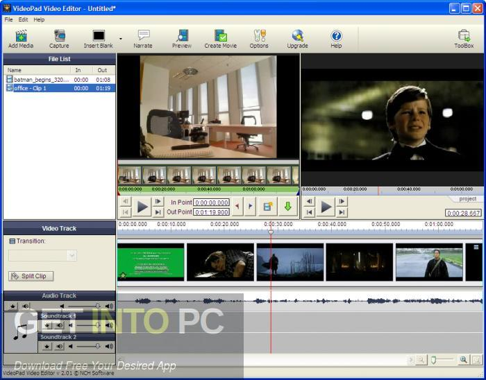 NCH VideoPad Video Editor Professional 2020 Latest Version Download-GetintoPC.com