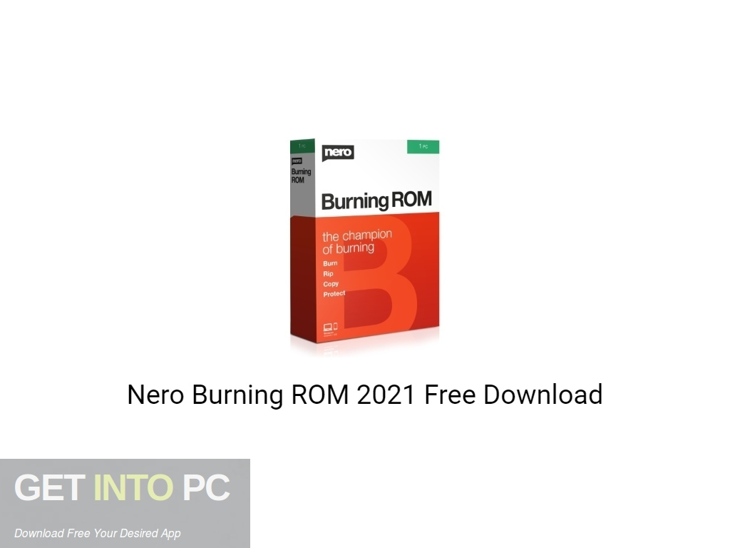 Nero Burning ROM 2021 Free Download PcHippo