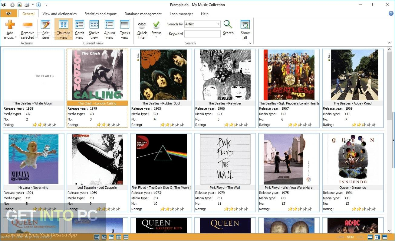 Nuclear Coffee My Music Collection Offline Installer Download