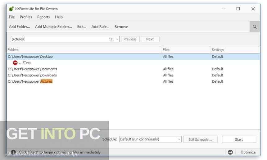 NXPowerLite for File Servers Latest Version Download
