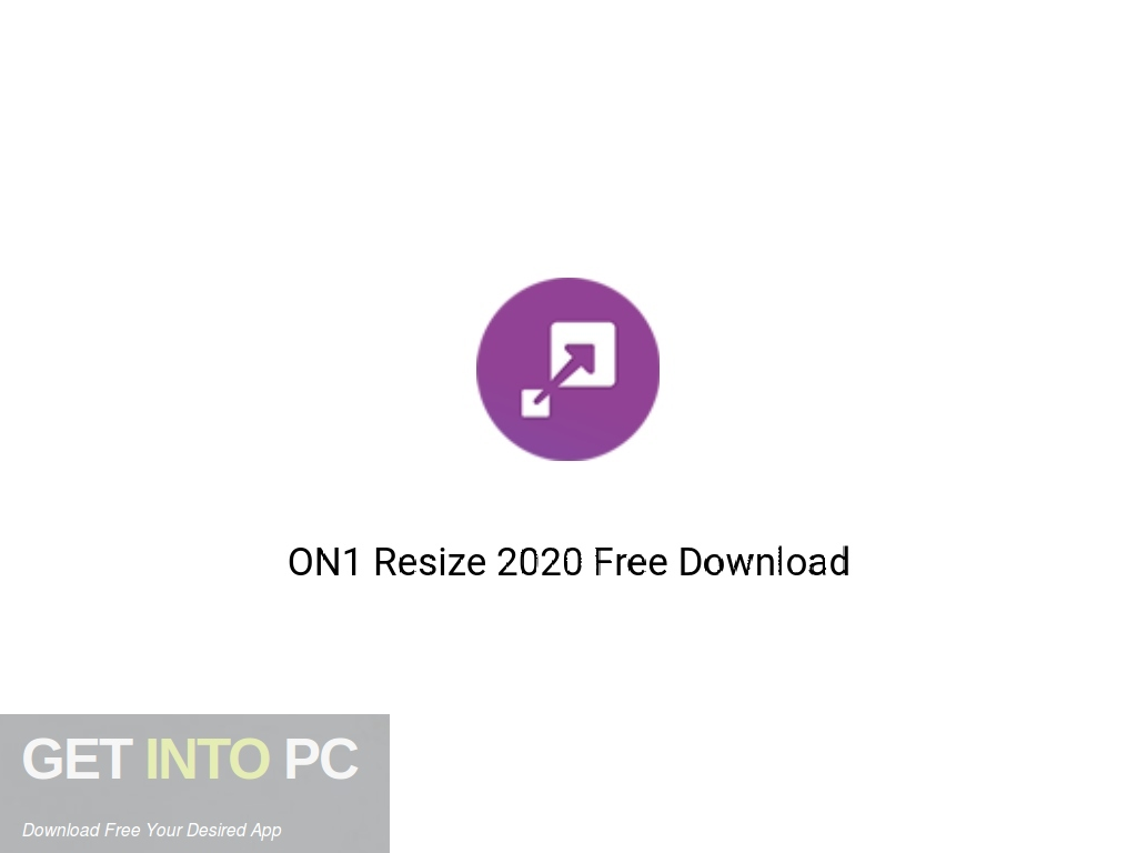 ON1 Resize 2020 Free Download PcHippo