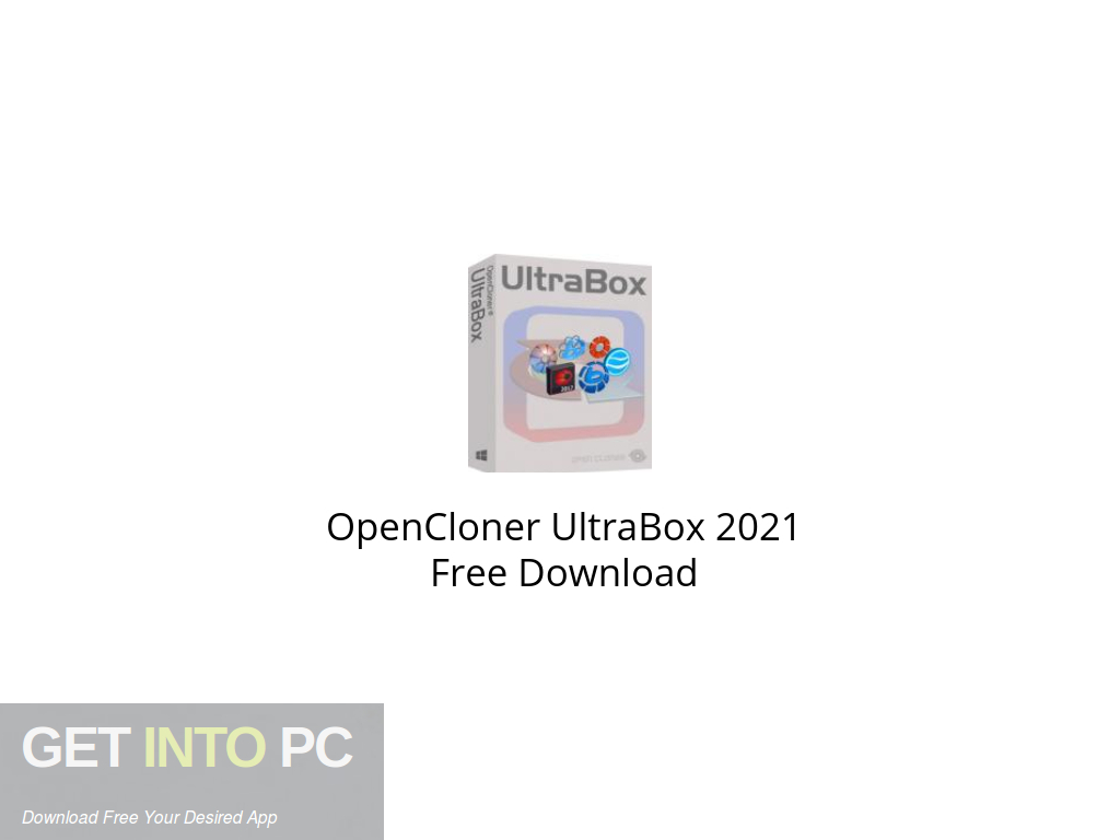 OpenCloner UltraBox 2021 Free Download PcHippo