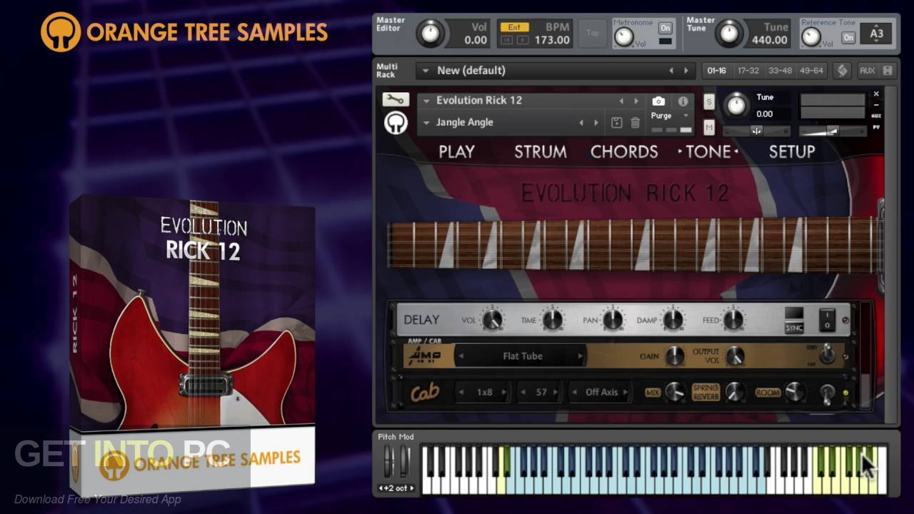 Orange Tree Samples – Evolution Rick 12 Free Download PcHippo