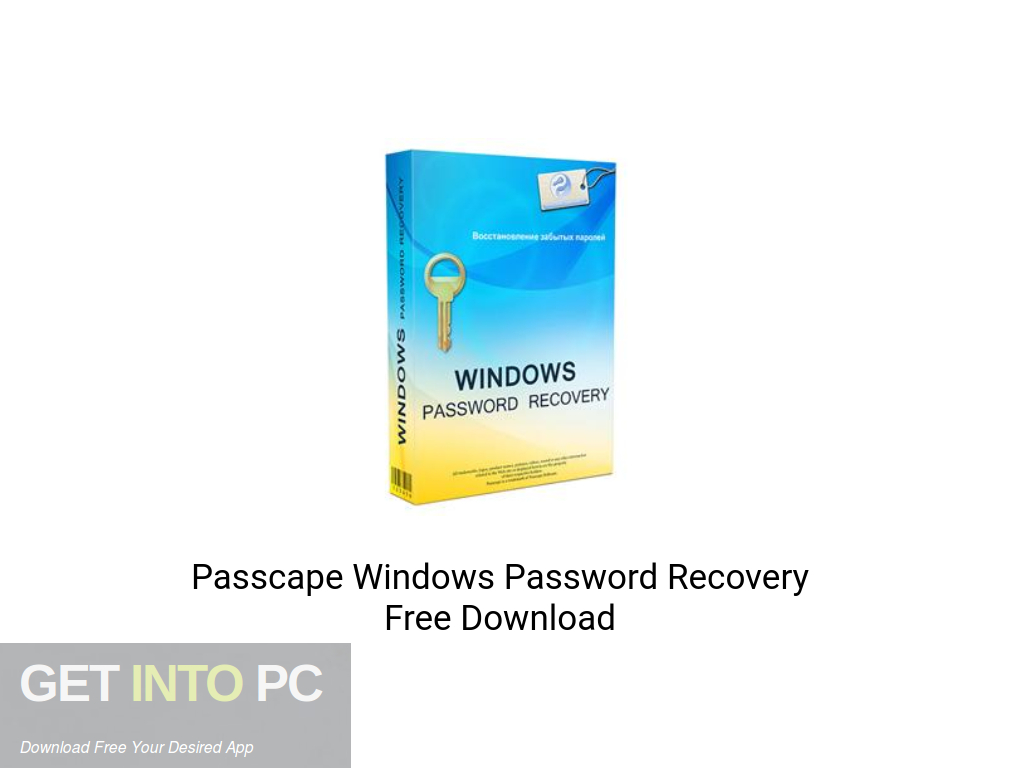 Passcape Windows Password Recovery Free Download PcHippo
