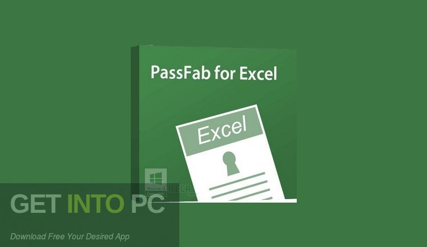 PassFab for Excel Free Download PcHippo