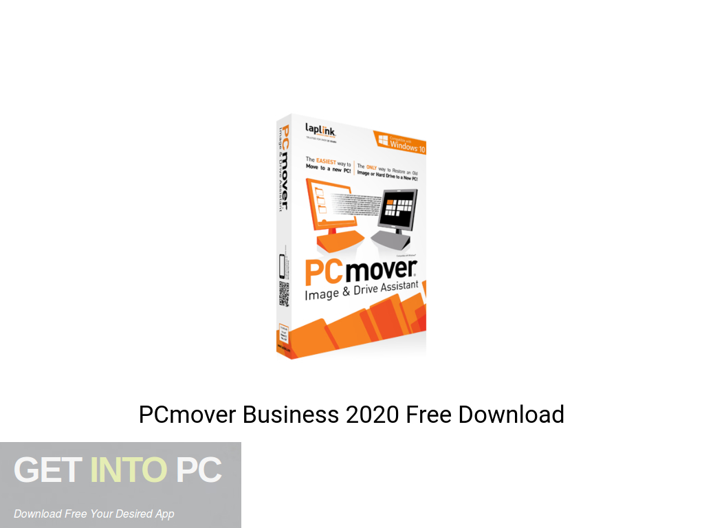 PCmover Business 2020 Offline Installer Download-GetintoPC.com