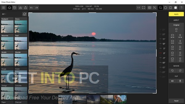 Polarr Photo Editor Pro Direct Link Download-GetintoPC.com