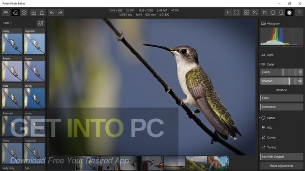 Polarr Photo Editor Pro Latest Version Download-GetintoPC.com