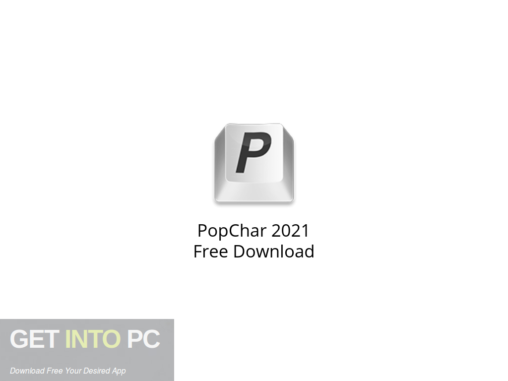 PopChar 2021 Free Download PcHippo