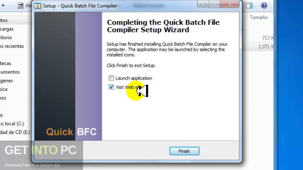 Quick Batch File Compiler Free Download PcHippo