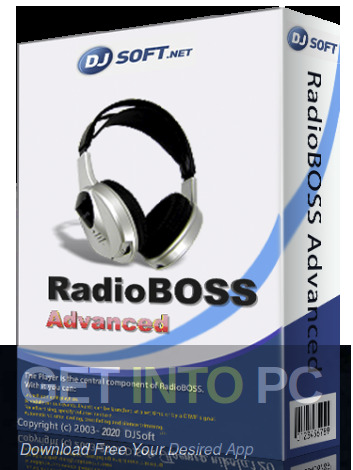 RadioBOSS Advanced 2020 Free Download PcHippo