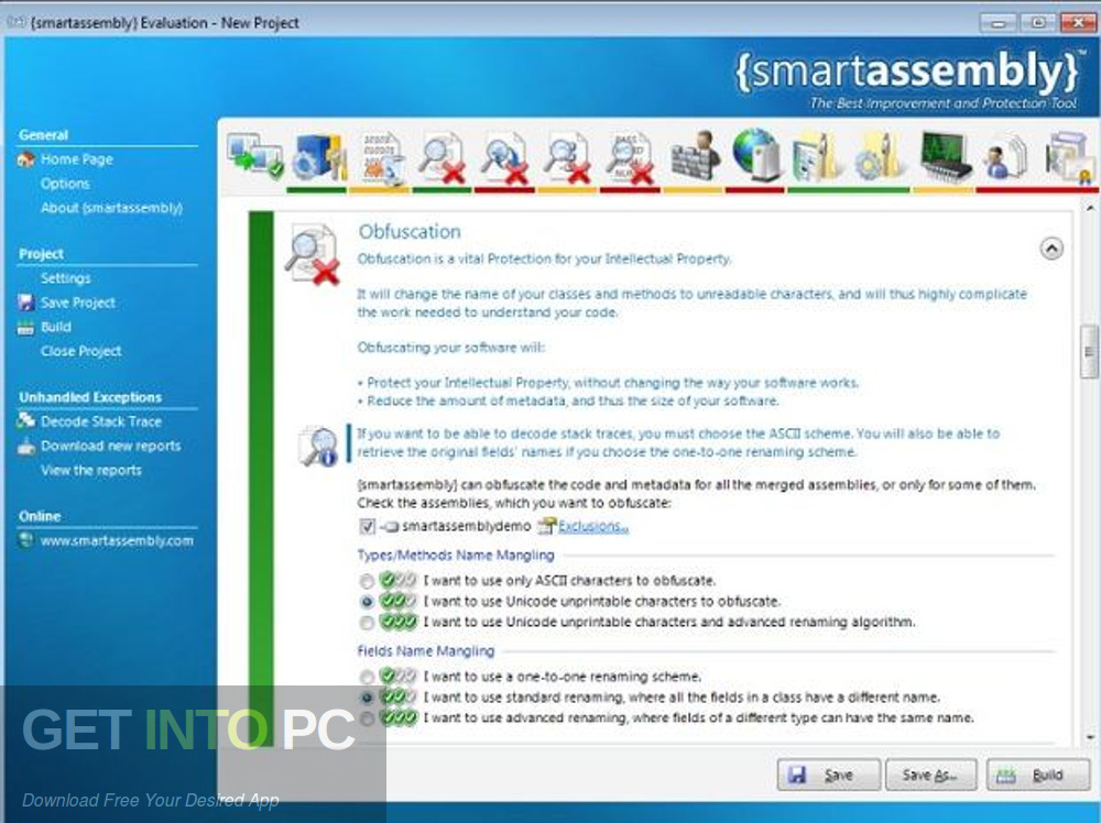 Red Gate SmartAssembly 2020 Latest Version Download-GetintoPC.com