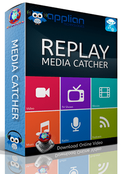 Replay Media Catcher 2020 Free Download PcHippo