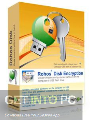 Rohos Disk Encryption Free Download PcHippo