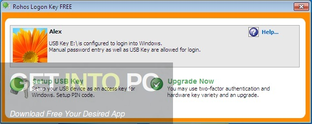Rohos Logon Key 2020 Free Download-GetintoPC.com