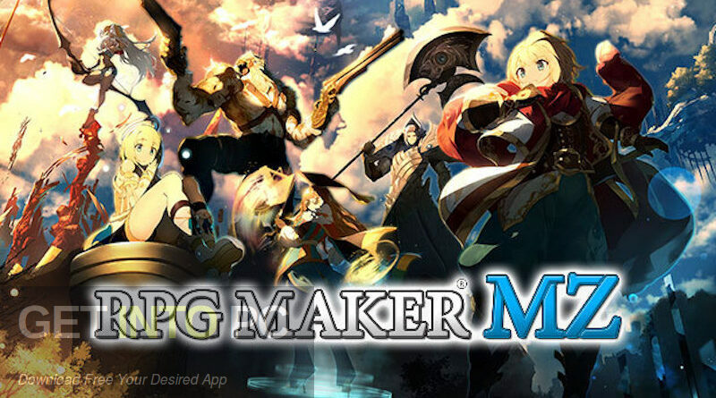RPG Maker MZ Free Download PcHippo