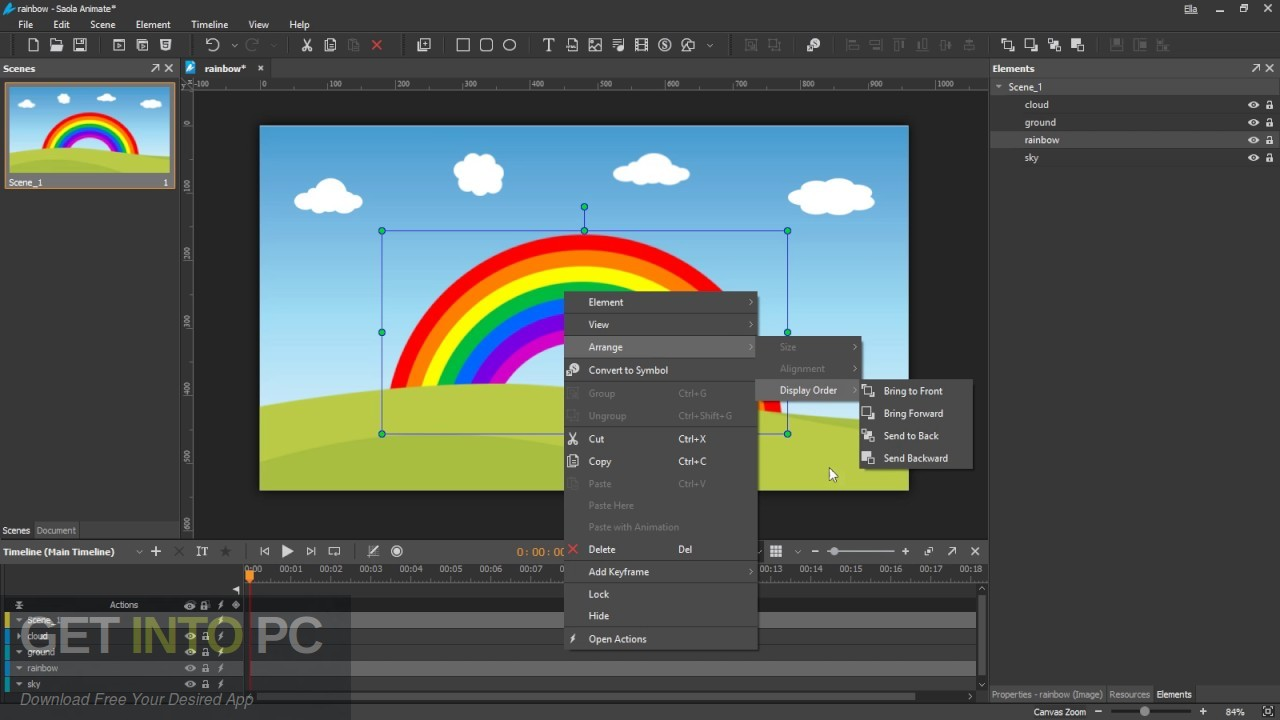 Saola Animate Professional 2020 Direct Link Download