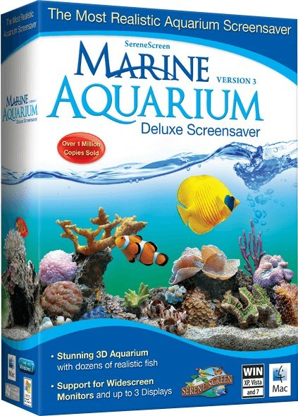 SereneScreen Marine Aquarium Free Download PcHippo