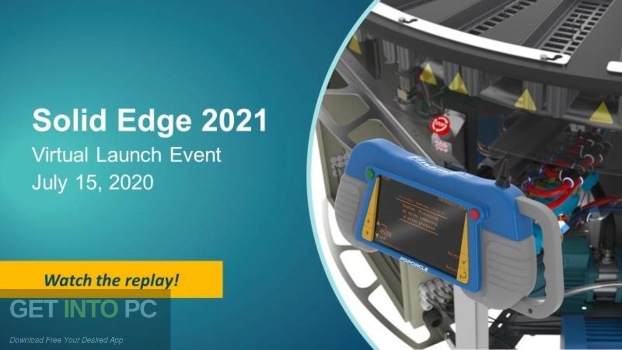 Siemens Solid Edge 2021 Free Download PcHippo