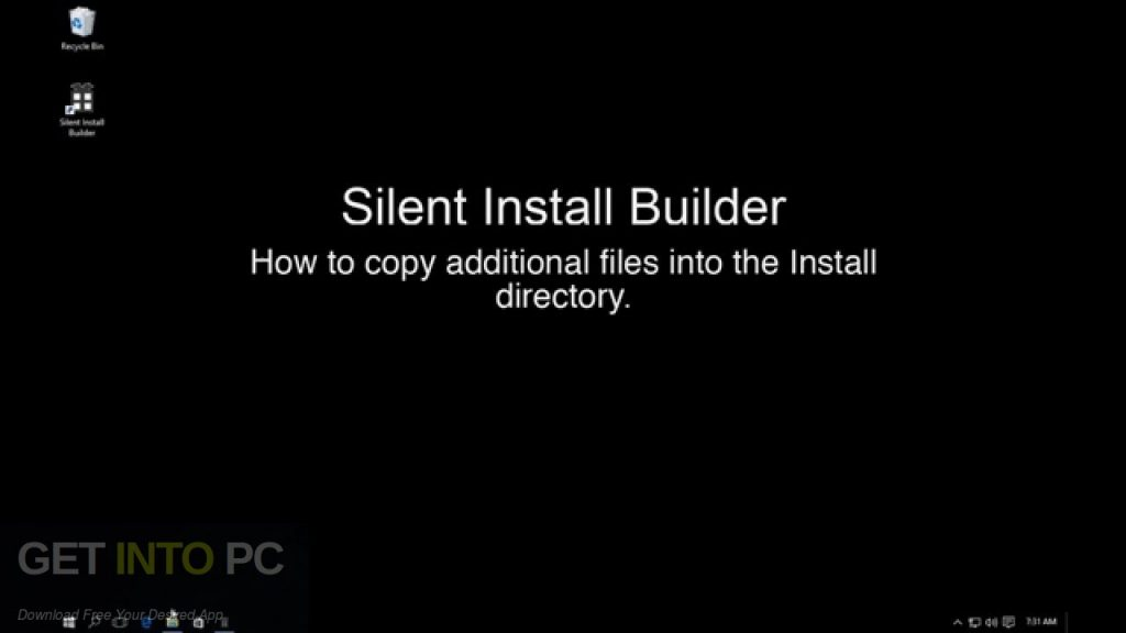 Silent Install Builder 2020 Free Download