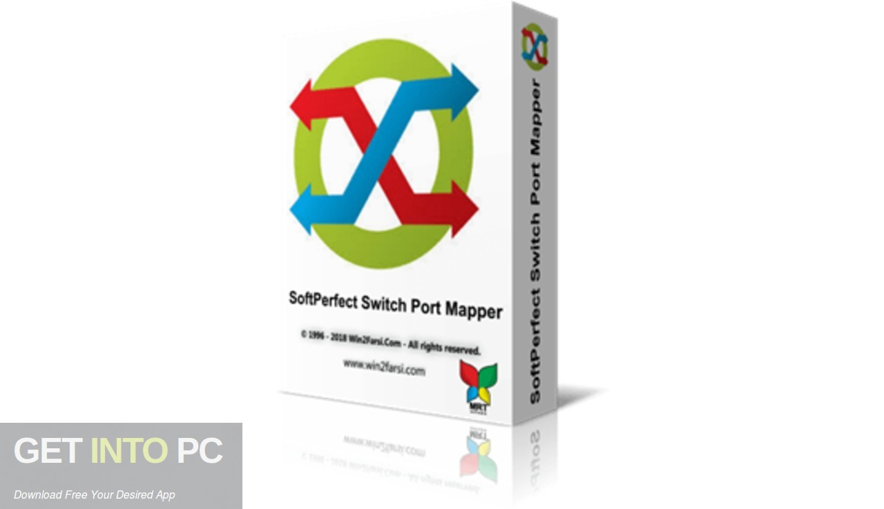 SoftPerfect Switch Port Mapper Free Download