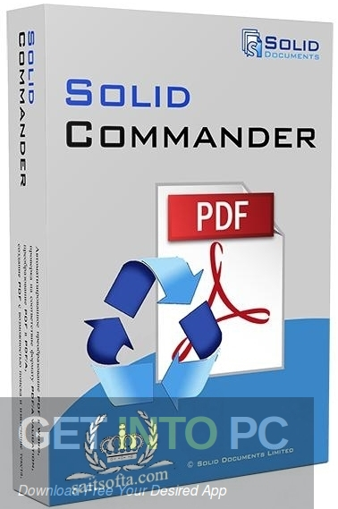 Solid Commander Free Download PcHippo