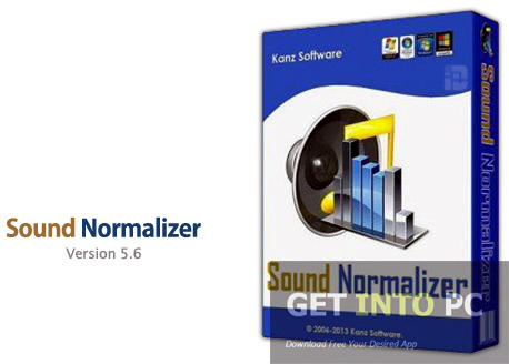 Sound Normalizer Offline Installer Download