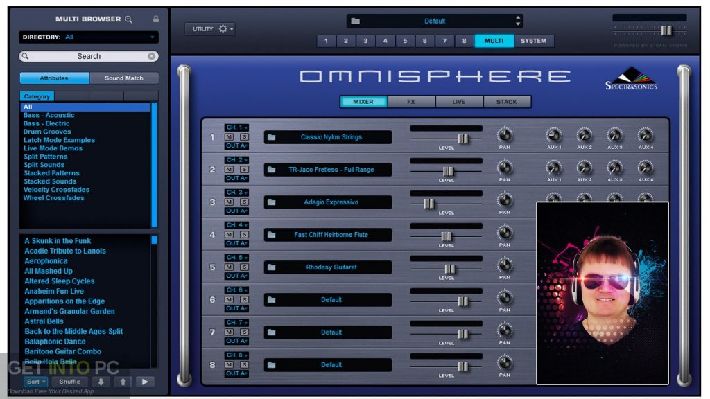 Soundsdivine - Acoustic Reality (OMNISPHERE) Latest Version Download