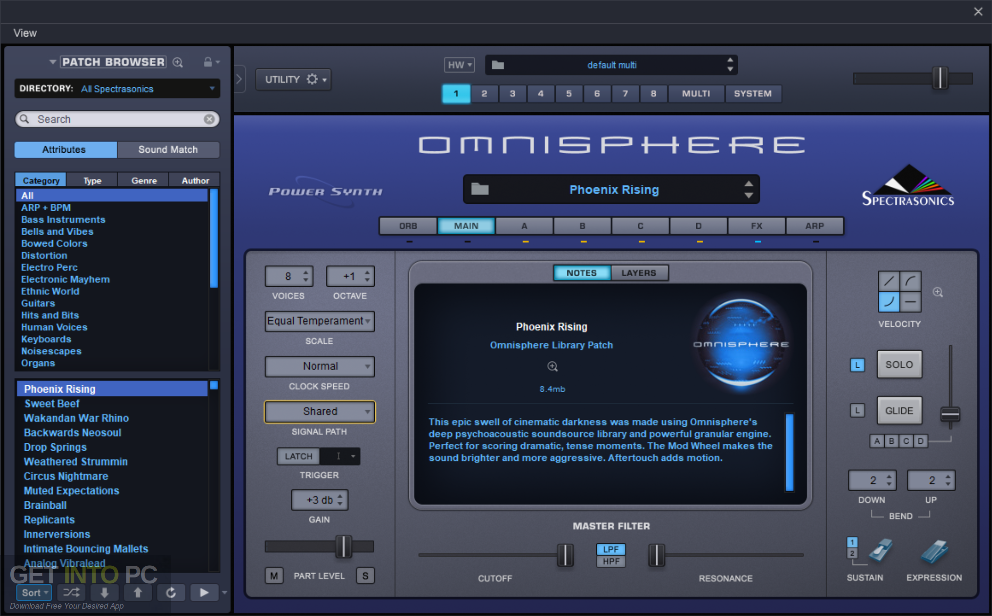 Soundsdivine - Acoustic Reality (OMNISPHERE) Direct Link Download
