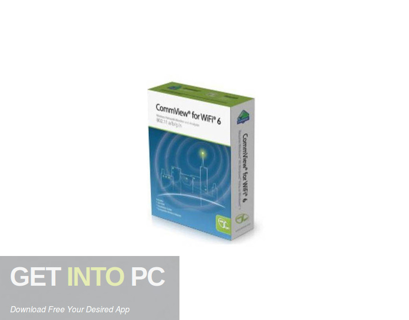 TamoSoft CommView for WiFi 2021 Free Download PcHippo