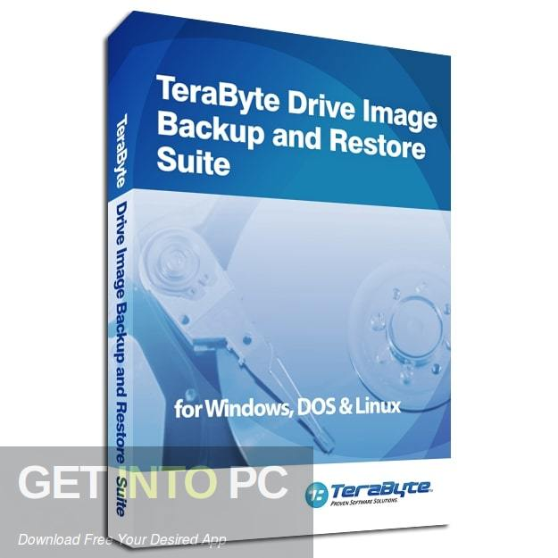 TeraByte Drive Image Backup & Restore Suite 2020 Free Download