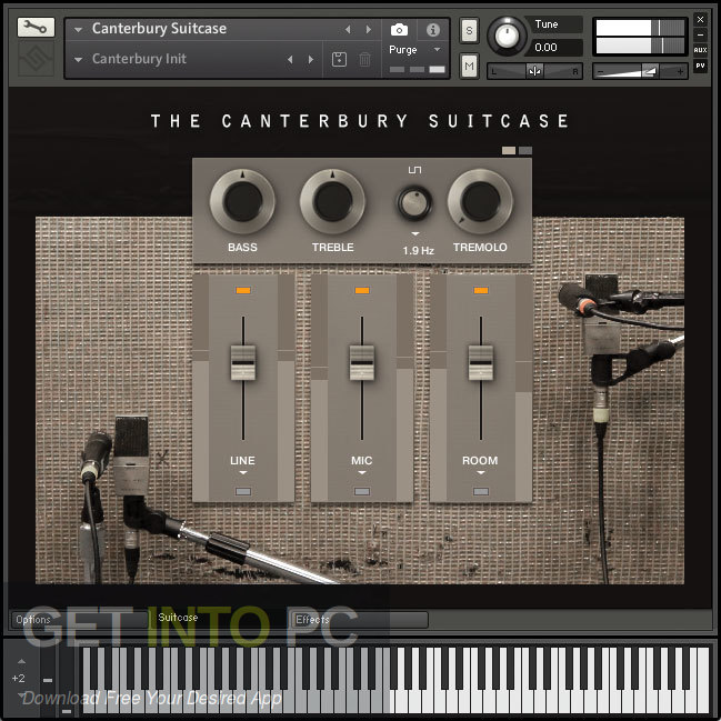 The Canterbury Suitcase Free Download-GetintoPC.com