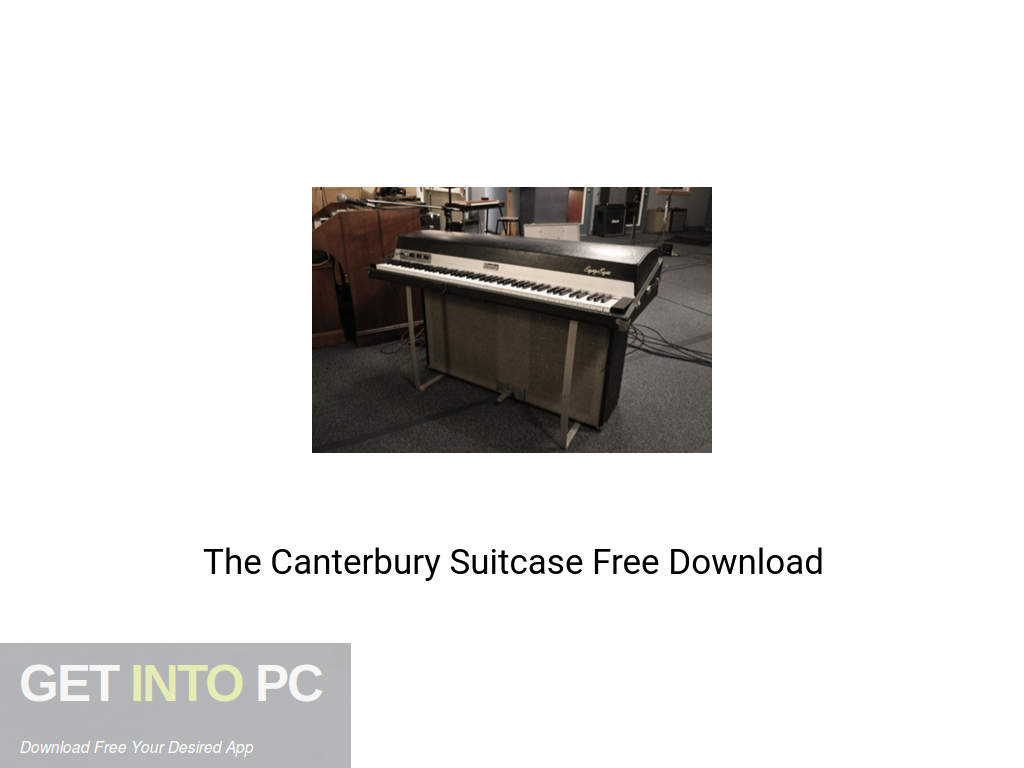 The Canterbury Suitcase Free Download PcHippo