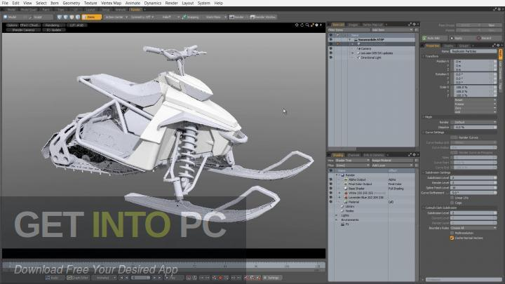 The Foundry MODO 2020 Direct Link Download