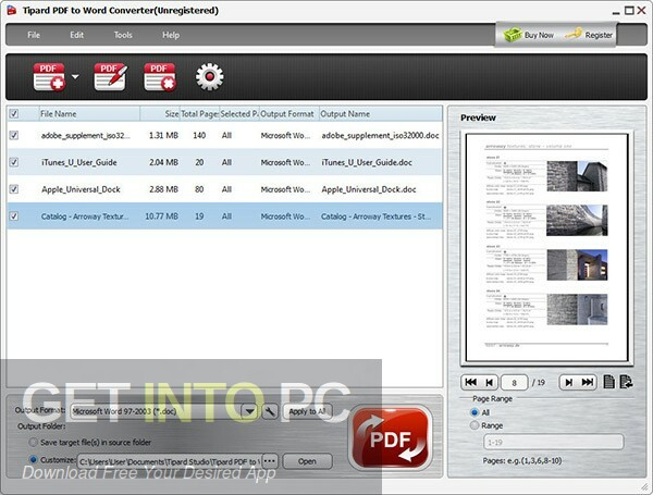 Tipard-PDF-to-Word-Converter-2020-Direct-Link-Free-Download-GetintoPC.com