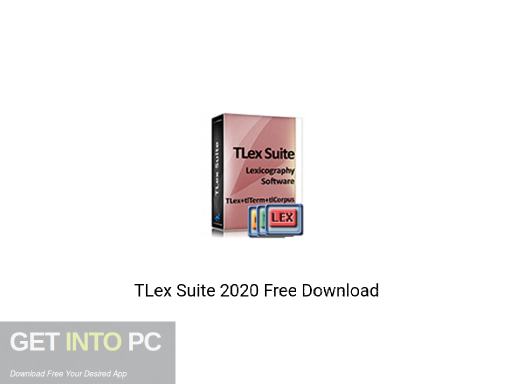 TLex Suite 2020 Free Download PcHippo