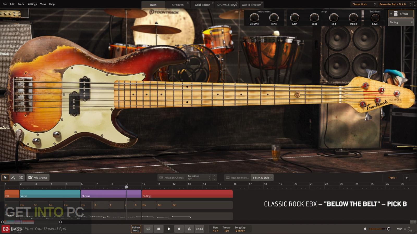 Toontrack Classic Rock EBX Latest Version Download GetIntoPC.com