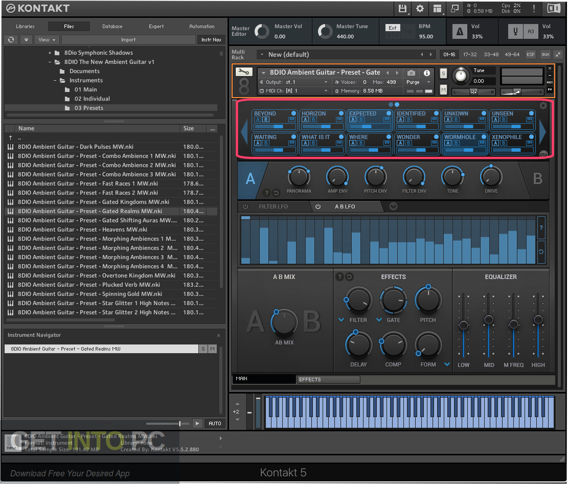 8Dio - Epic Taiko Ensemble (KONTAKT) Latest Version Download