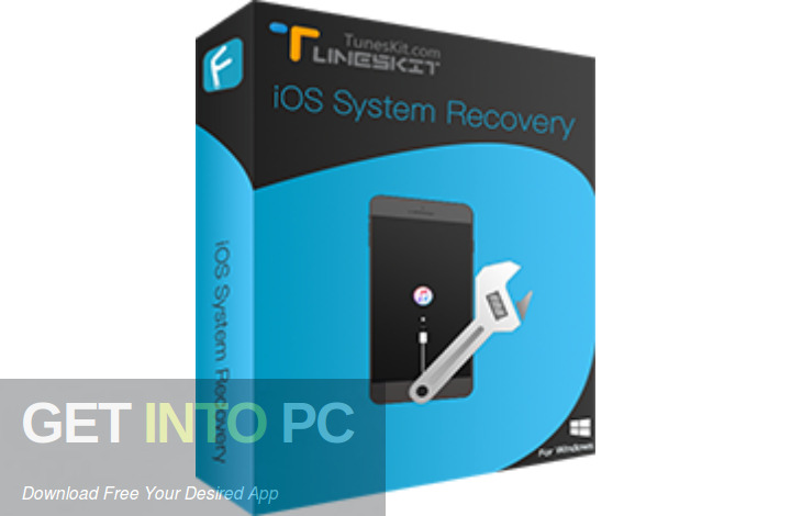 TunesKit iOS System Recovery Free Download PcHippo