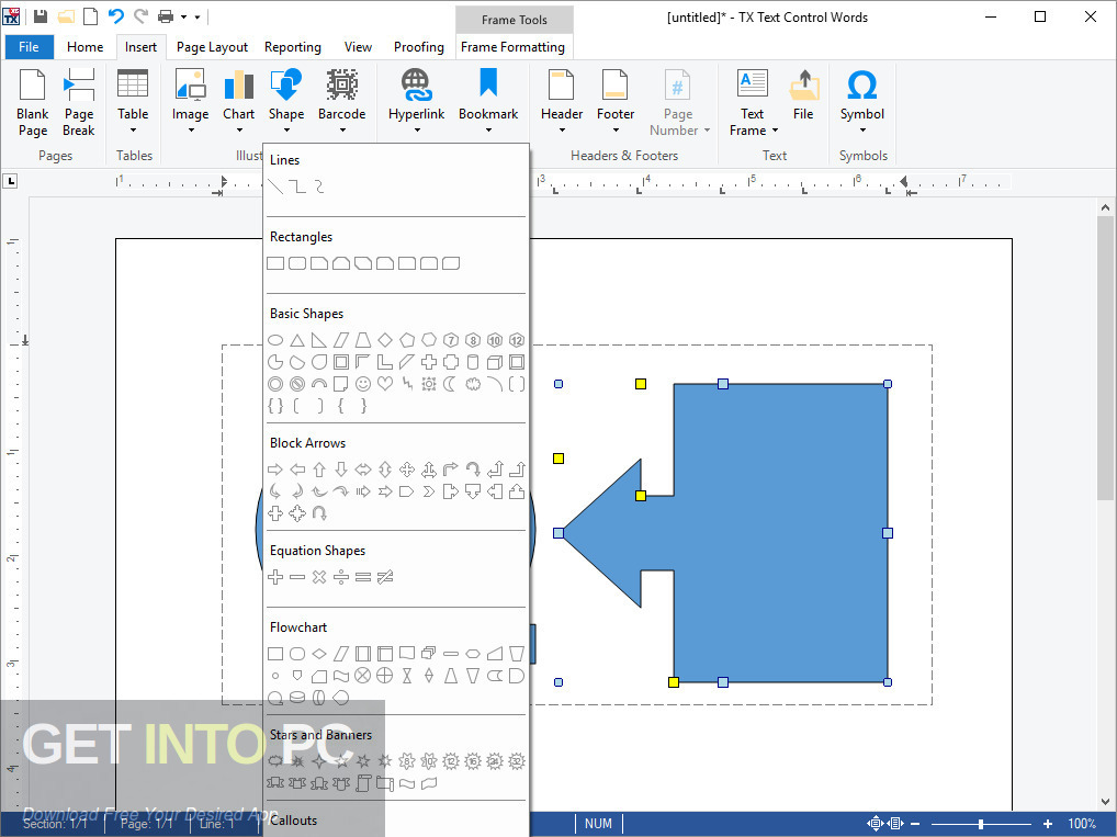 TX Text Control .NET for Windows Latest Version Download-GetintoPC.com