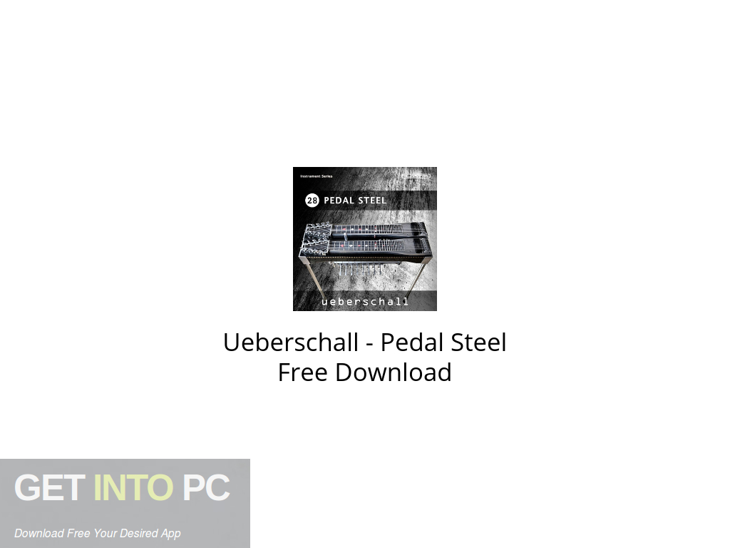 Ueberschall – Pedal Steel Free Download PcHippo
