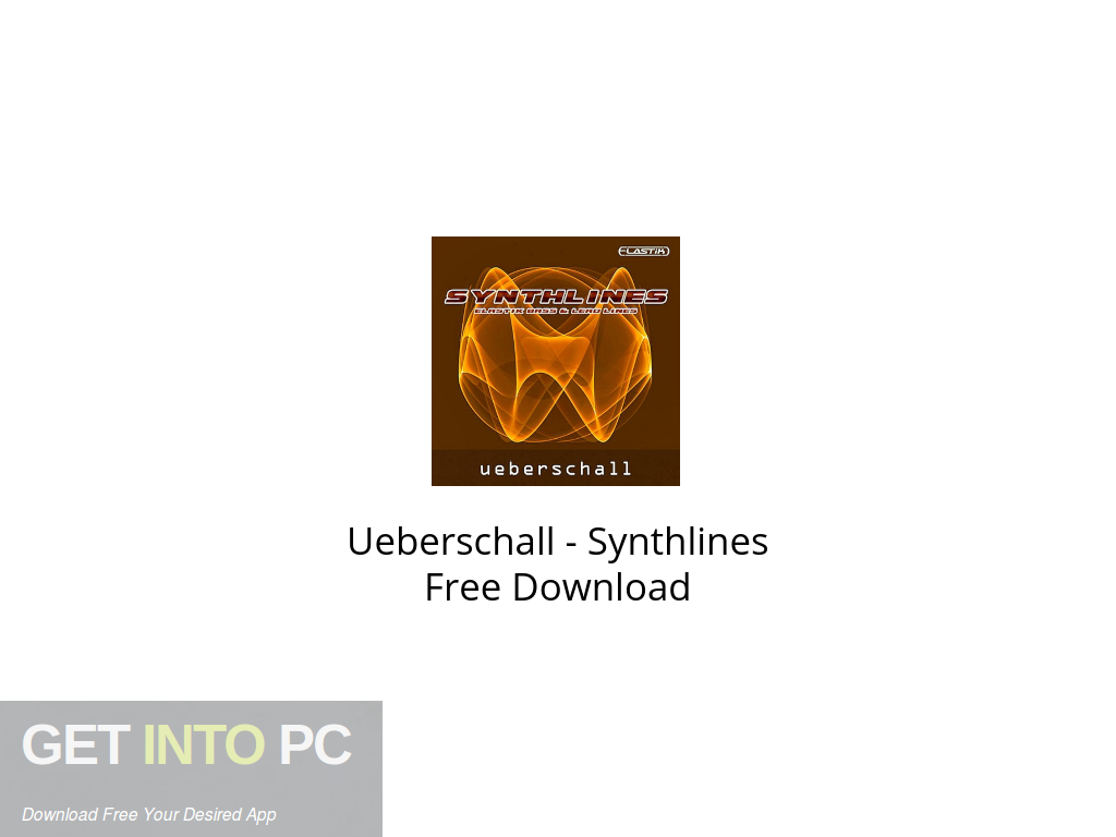 Ueberschall – Synthlines Free Download PcHippo