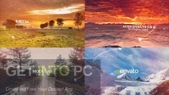 VideoHive - Multi Screen Minimal Openers Offline Installer Download