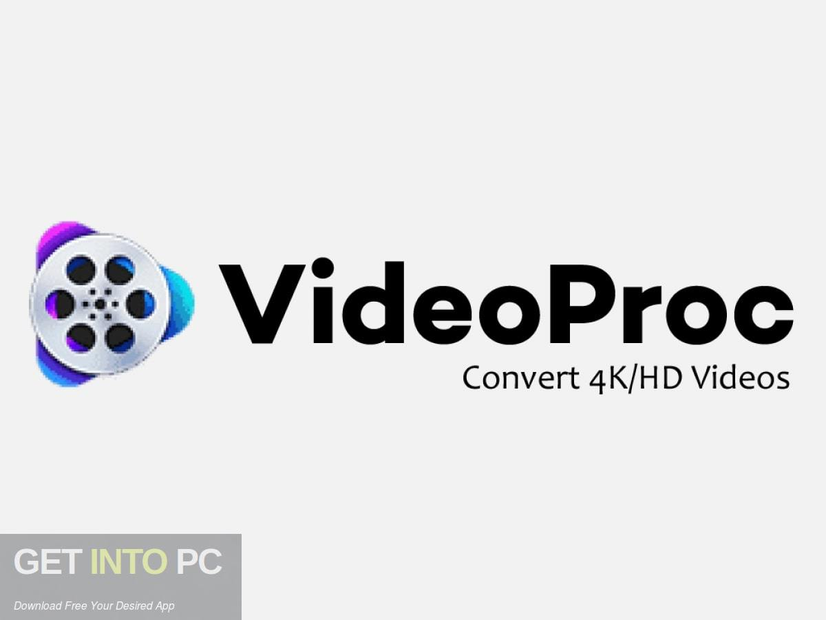 VideoProc Free Download PcHippo
