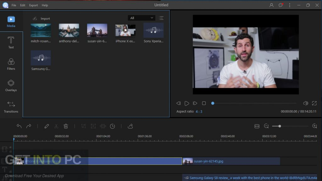 VSDC Video Editor Pro 2020 Direct Link Download